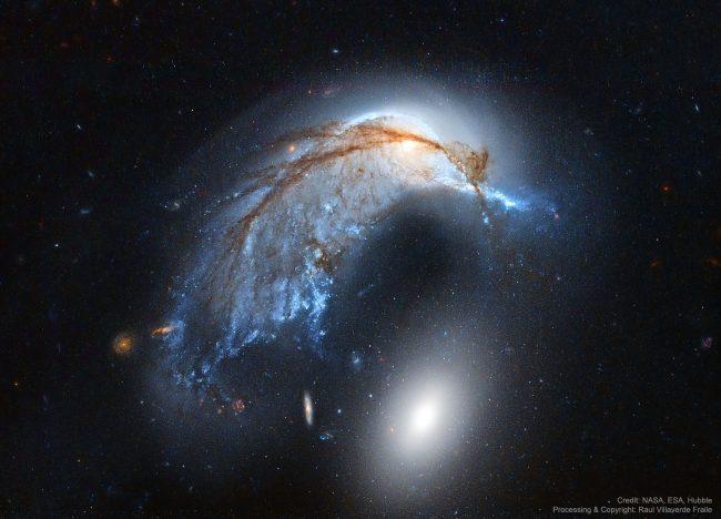 Реальное космическое звучание. Голоса Галактик