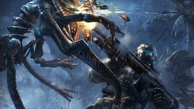 Оружие против пришельцев