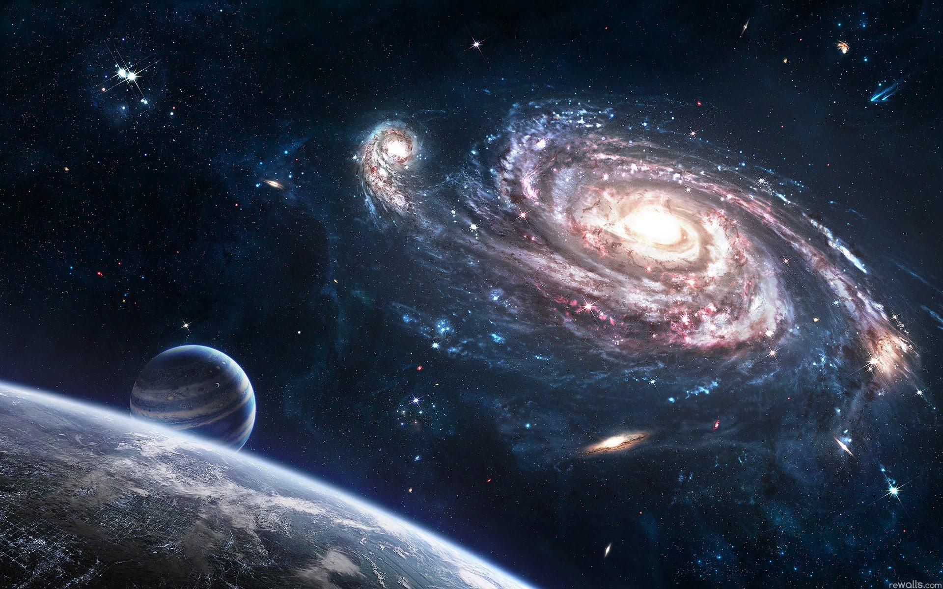 Близкий и далекий космос
