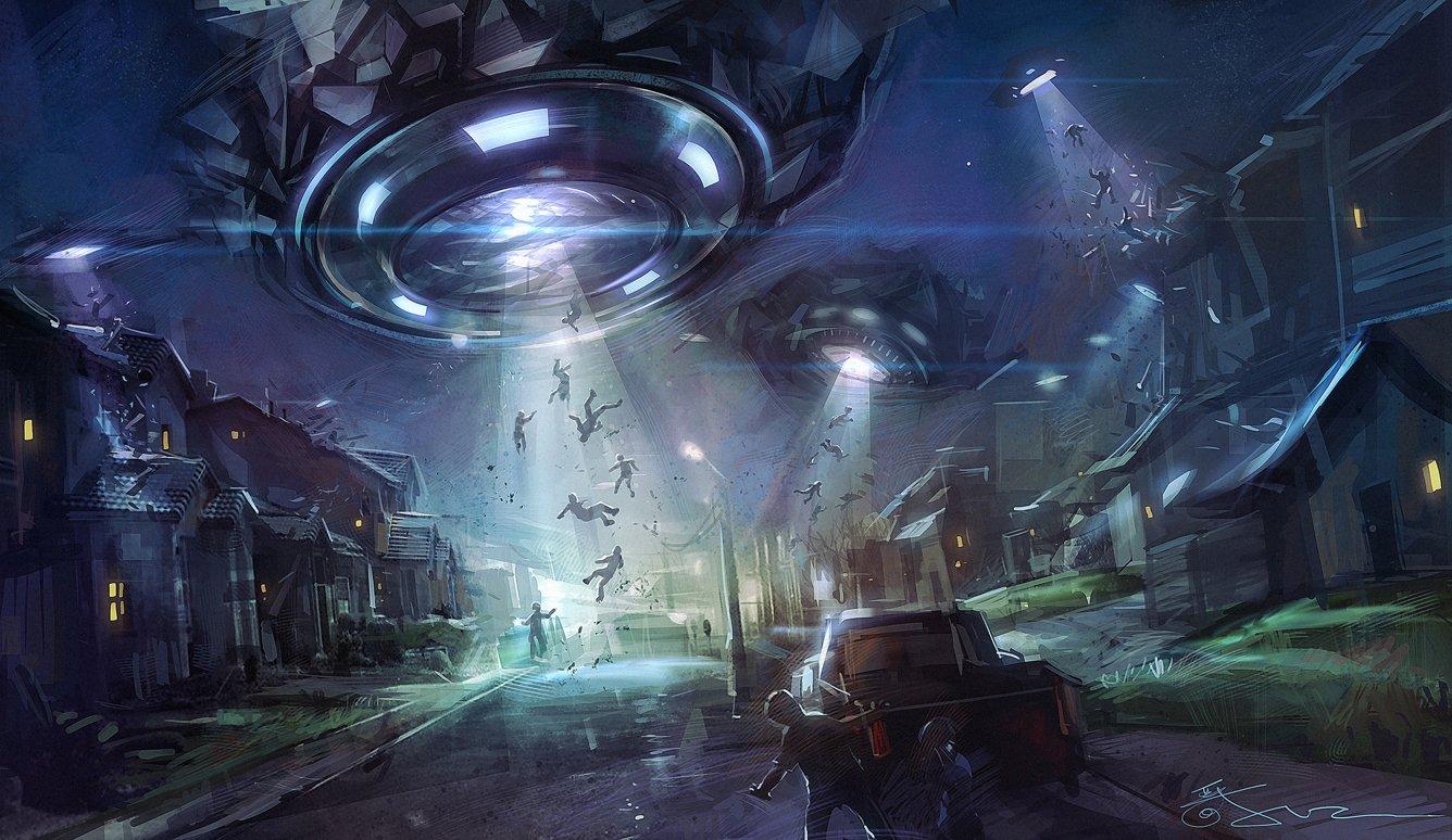 Исходящая от НЛО угроза - по-настоящему реальная