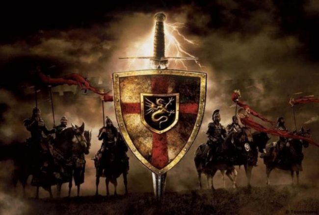 Король Артур. Рождённый безнадёжностью