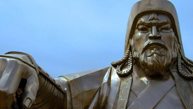Чингисхан: великий завоеватель или шпион династии Сун?