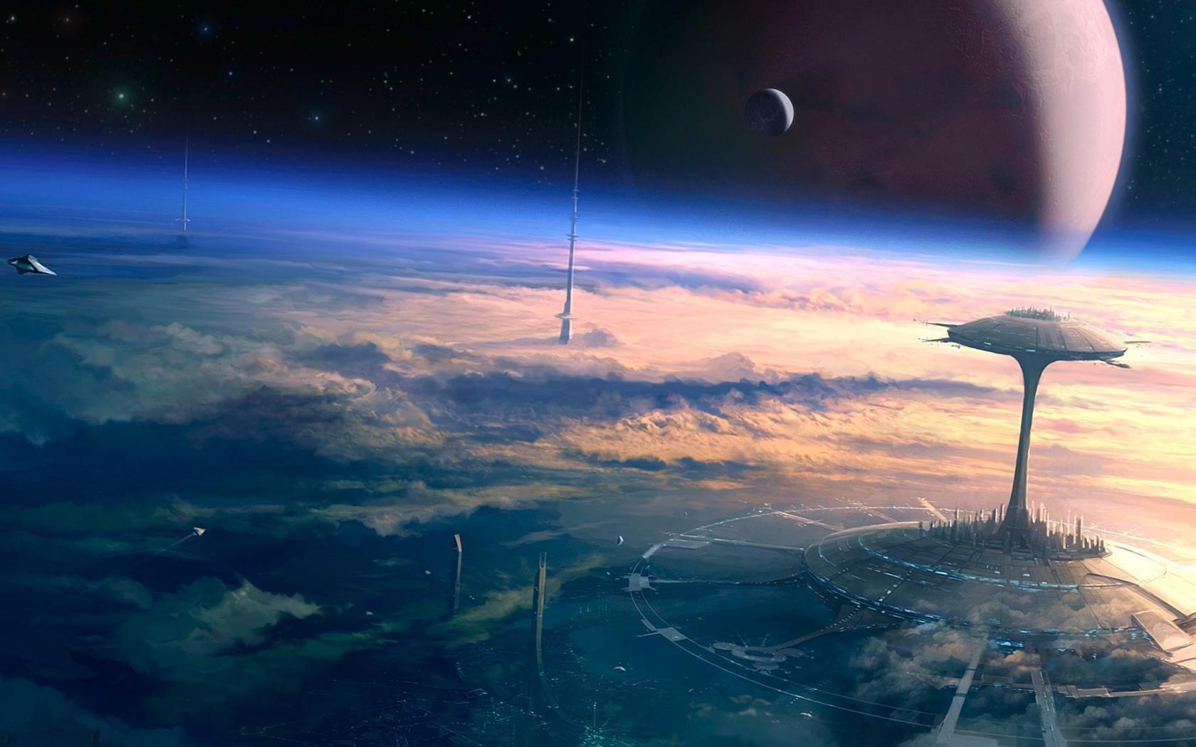 Земляне продолжают разработки из области научной фантастики
