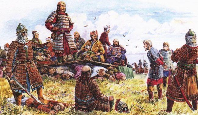 А может Монголо-Татария – это Великая Русь?