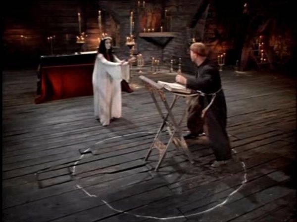 Как установить защиту от ведьмы?