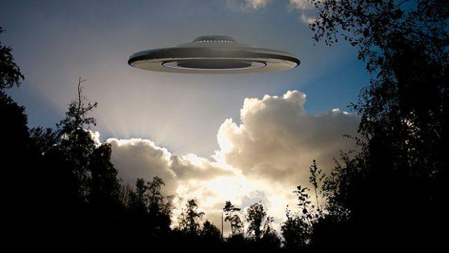 Изучение феномена НЛО