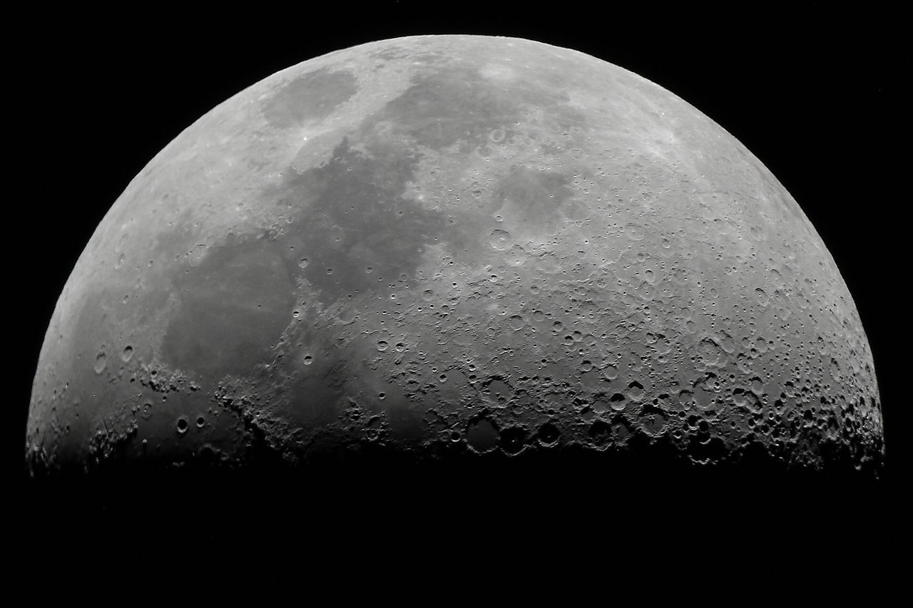 Луна - темная сторона