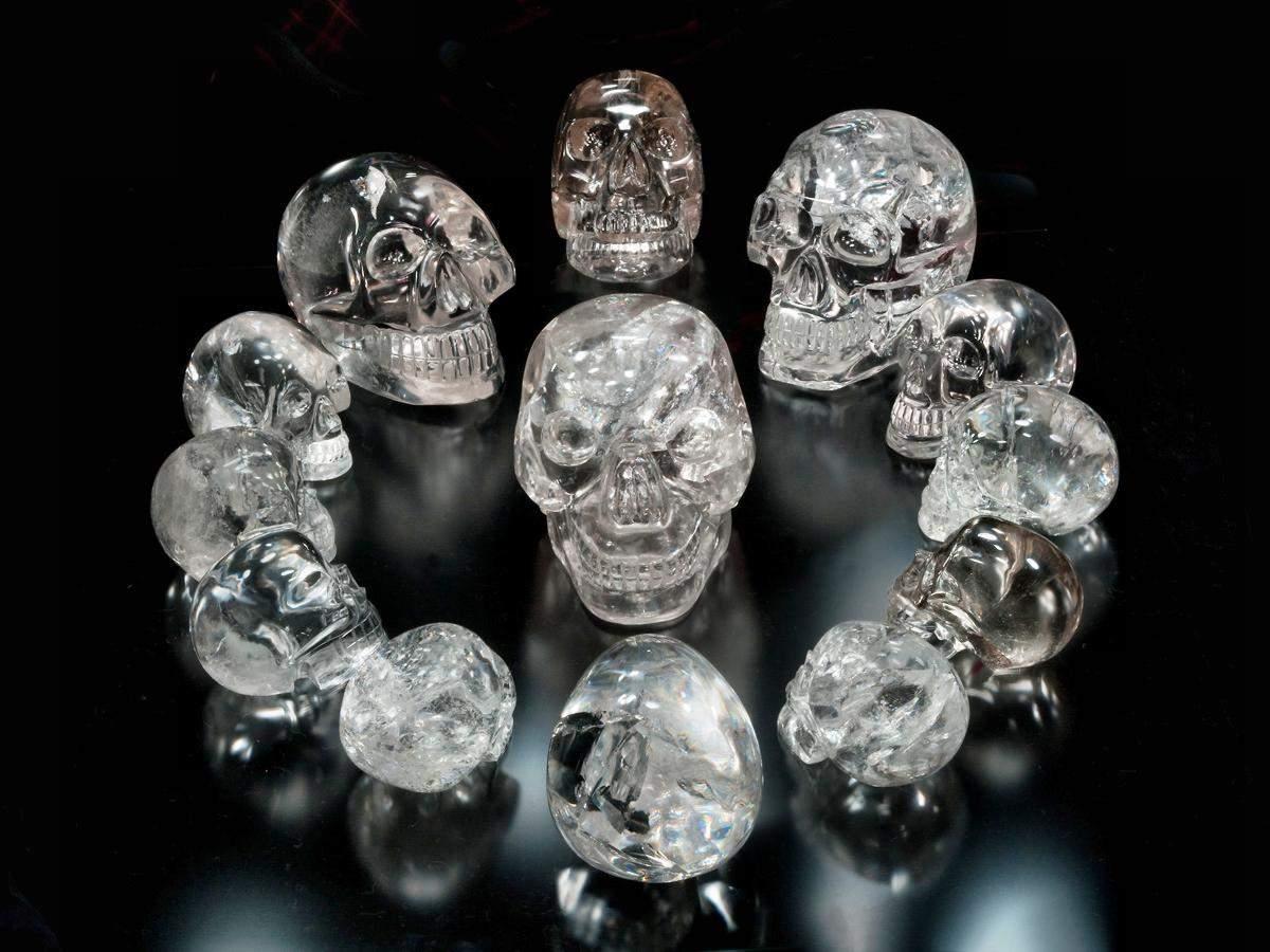 Загадки таинственных артефактов - хрустальных черепов