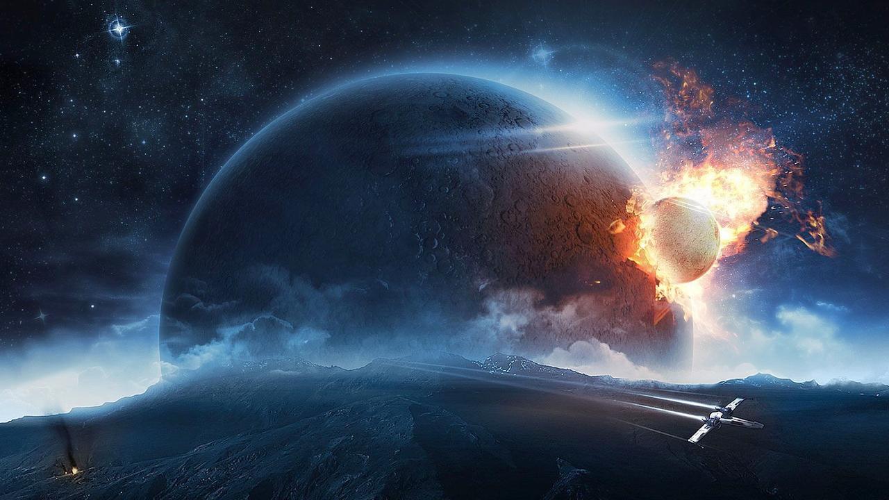 Космос – поле вселенской битвы
