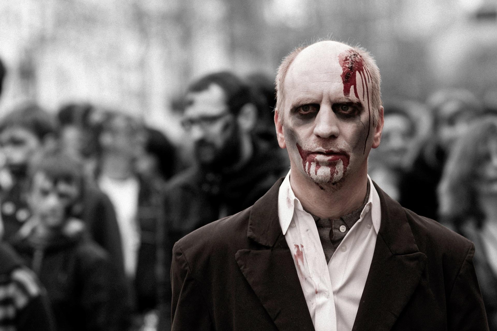 Зомби от прошлого до наших дней