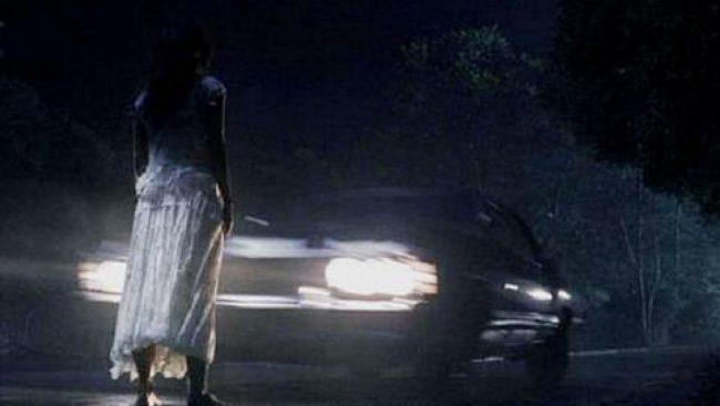 Призраки у дороги
