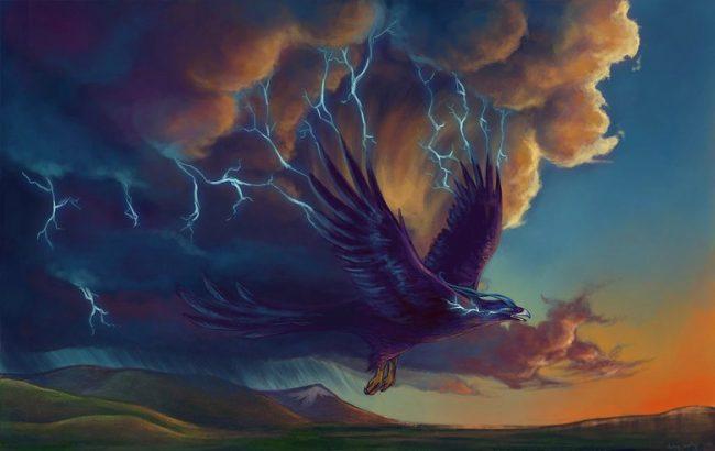Летающие монстры