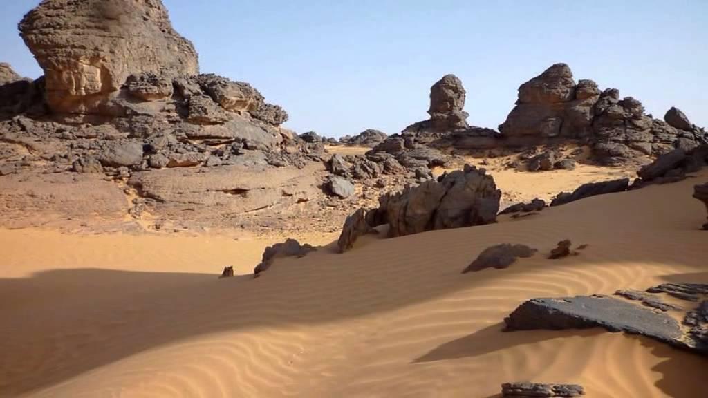 Тайны скал и песков Гоби