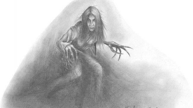 Девонский дьявол