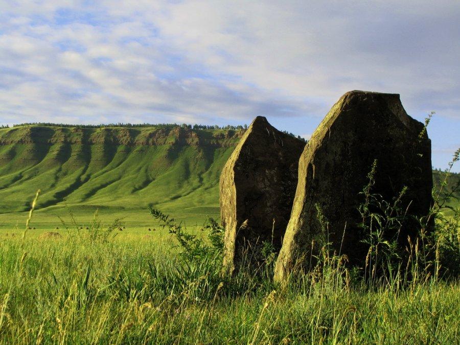 Каменные истуканы Крайнего Севера