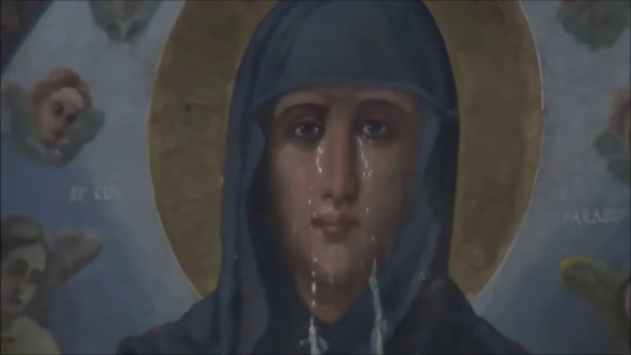 Плач икон