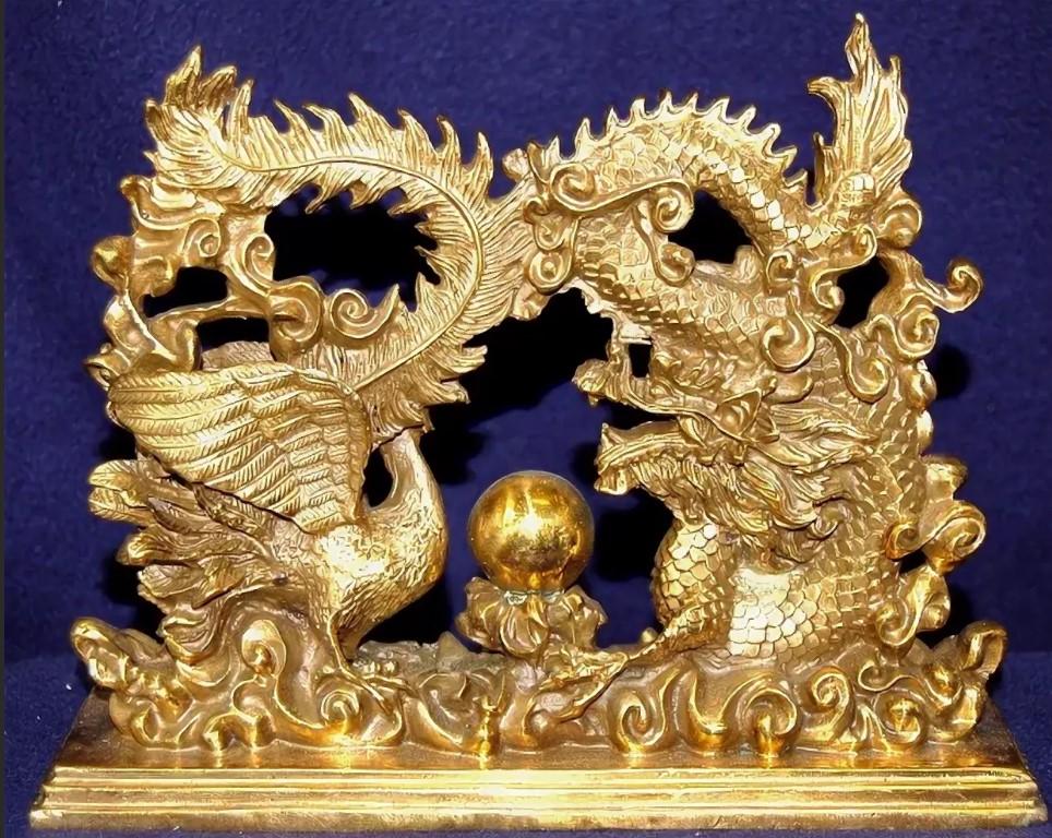 амулет дракон и феникс