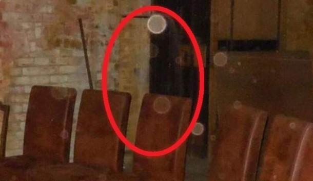 """Фото """"призрака"""" не являющееся таковым"""