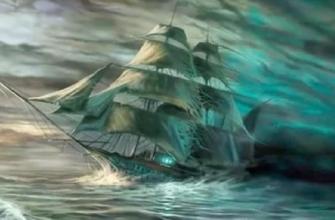 """Корабль-призрак """"Мария Целеста"""": что произошло с экипажем?"""
