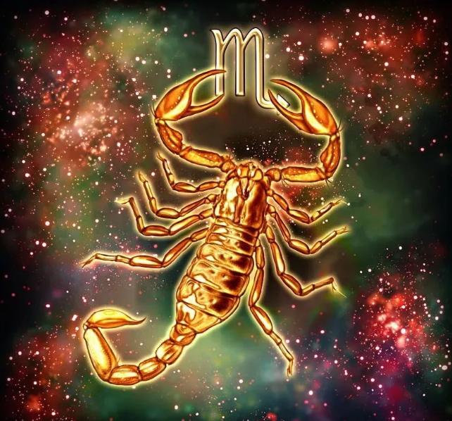 скорпион знак
