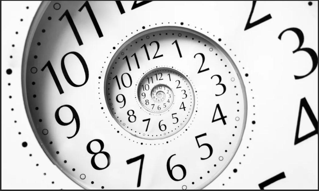 часы времени
