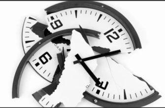 Разбить часы: примета