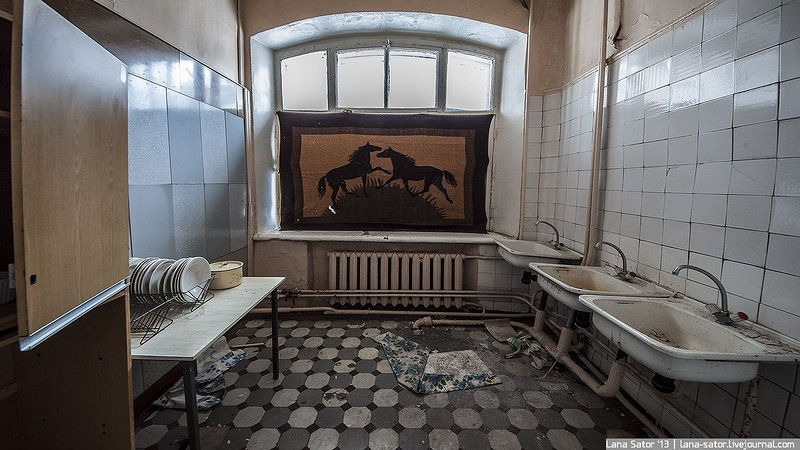 Родильный дом, Владимирская область.