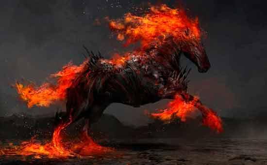конь апокалипсиса