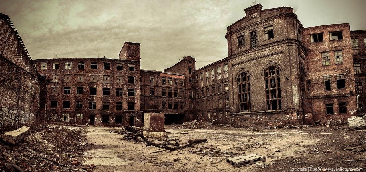 Завод «Красный треугольник», Санкт-Петербург.