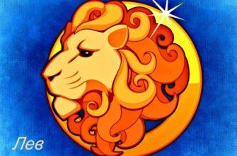 Камни-талисманы Льва