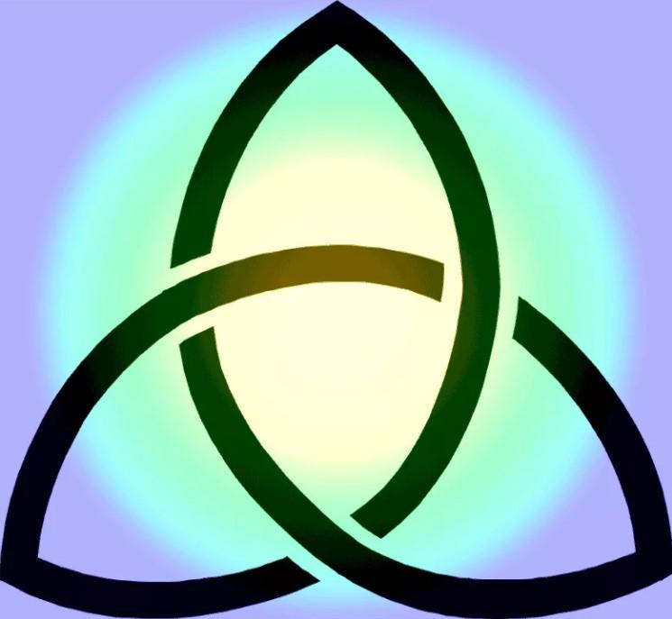 Символ триединства.