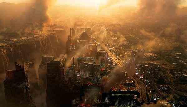 Как может выглядеть апокалипсис