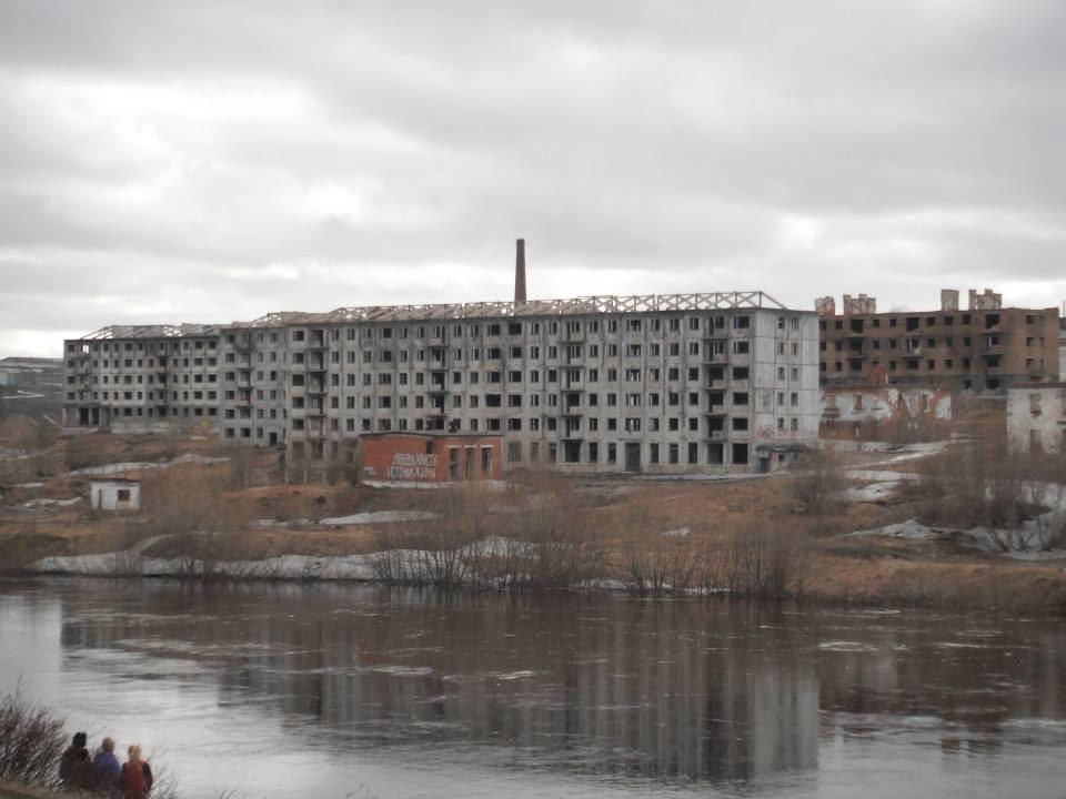 Посёлок Рудник, Воркута.