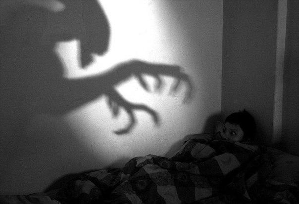 Призрак-тень
