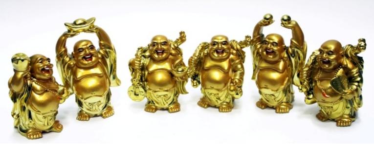 Популярный талисман Хотей - Бог богатства и удачи