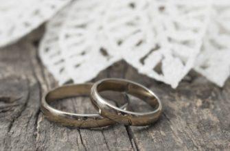 Уронить обручальное кольцо на пол примета