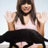 Чёрный кот в доме: приметы