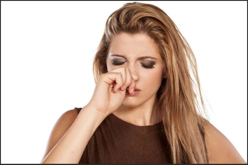 Чешется нос: народные приметы - на переносице