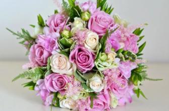 Какие цветы можно и нельзя дарить на свадьбу?
