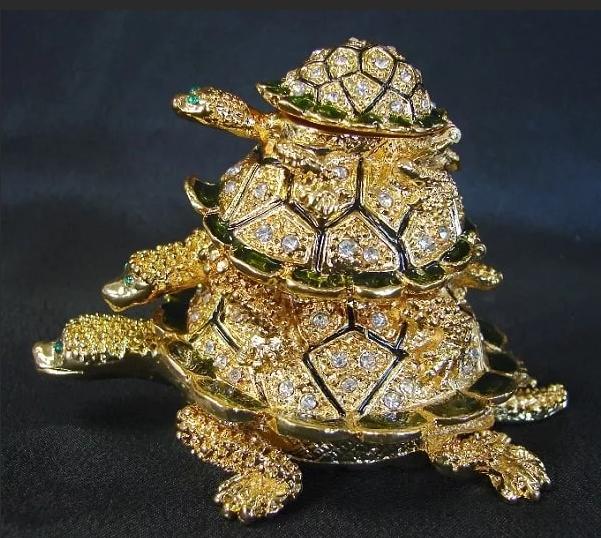 три черепахи талисман