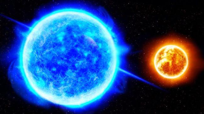 Человек состоит из звёздной пыли: состав звезды и тела человека