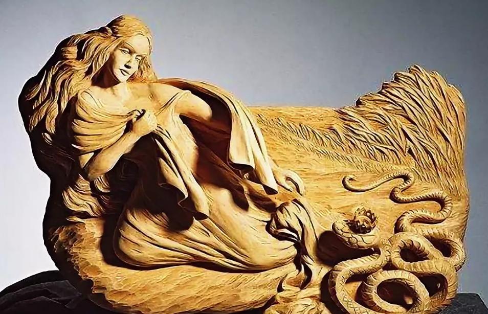 Эгле - королева змей Литва