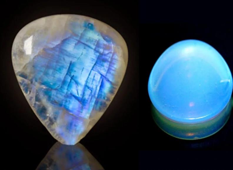 лунный камень минерал