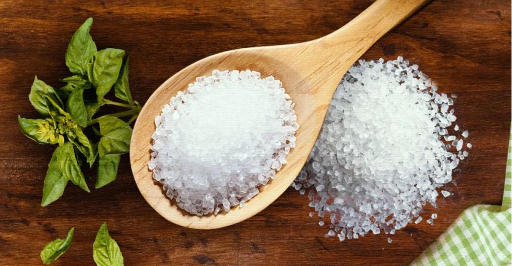 соль и мята