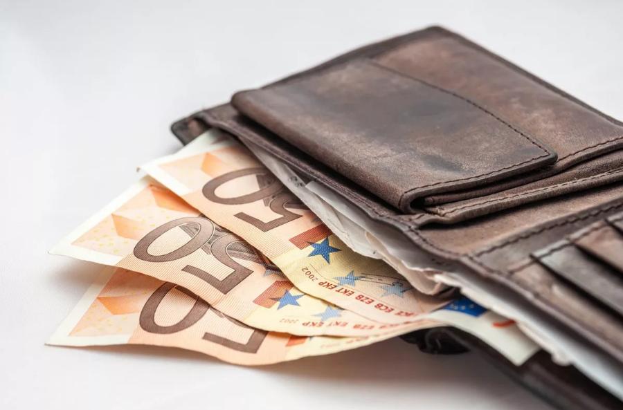 потеря денег кошелька с деньгами