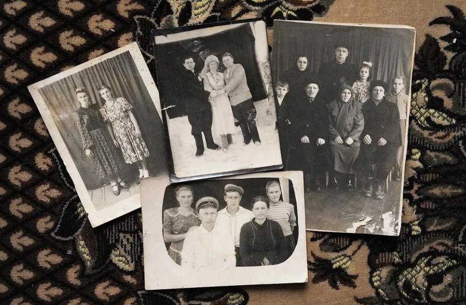 животное, многие что делать со старыми фотографиями родных жизнь ваша