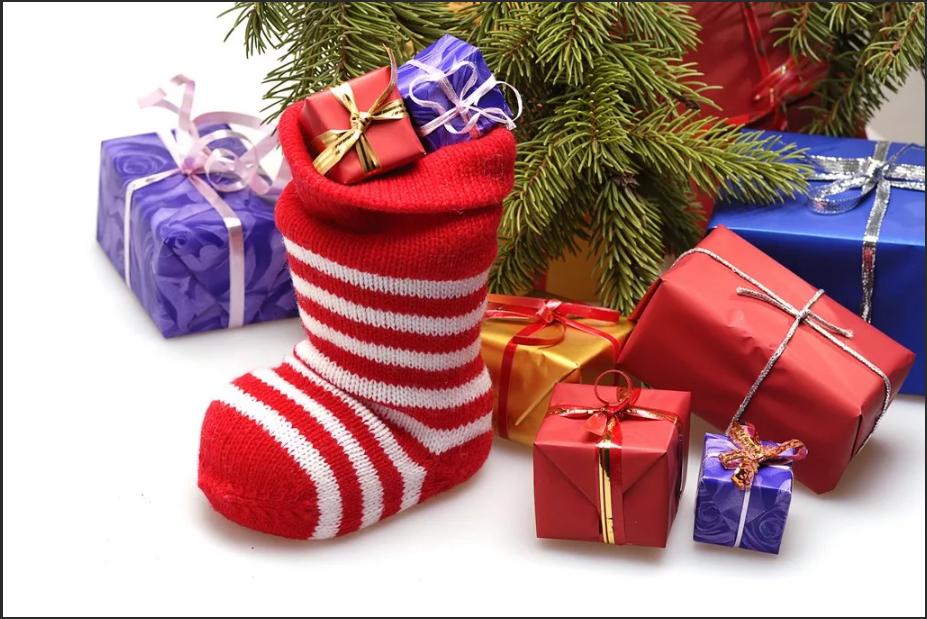 носки на новый год подарок