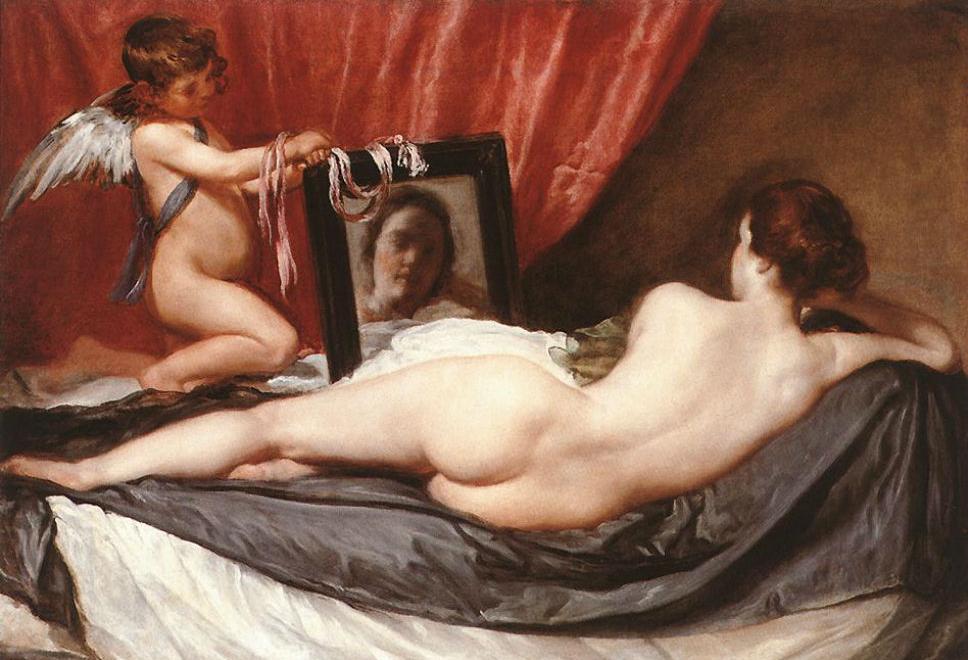 Тайны знаменитой картины Веласкеса «Венера перед зеркалом»: кто изображен на картине?