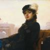 Мистическая картина и трагическая судьба «Незнакомки» Ивана Крамского