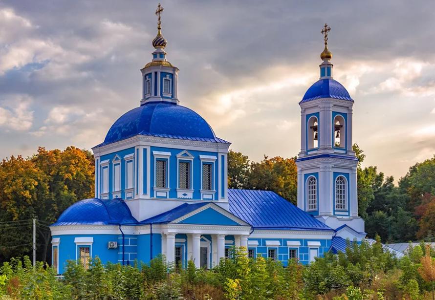 Скорбященская церковь Мичуринск